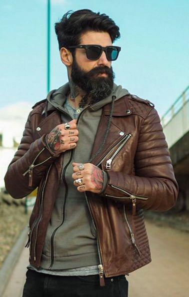 Top 5 áo khoác da mùa Thu-Đông 2016