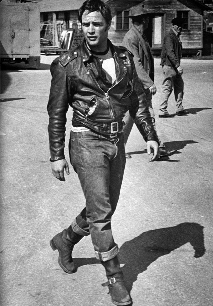 """Marlon Brando- """"Bố già"""" và phẩm chất người đàn ông"""