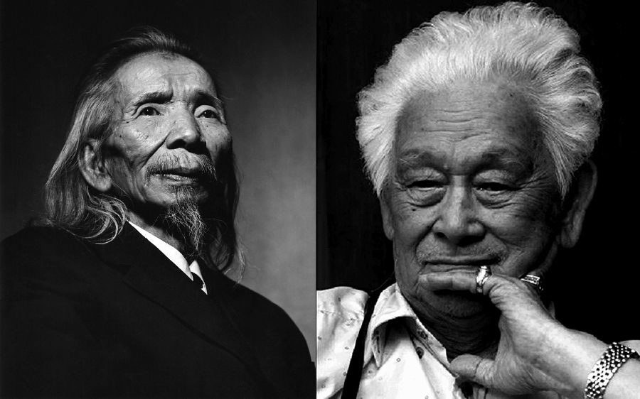 Hùng ca - Tình ca, tình bạn đẹp hai người nghệ sĩ Việt.