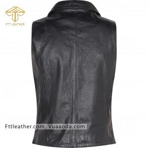 Áo Gilet da bò - áo da nữ RE