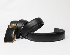 Thắt lưng da bò mặt trơn - MS TLDB11