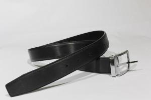 Thắt lưng da bò khóa kim - MS TLDB16