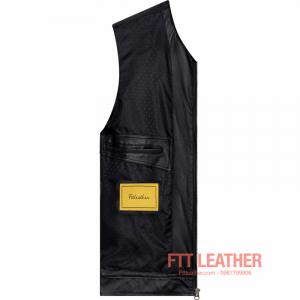 Áo da Racer Jacket – MS RJ01BL U4