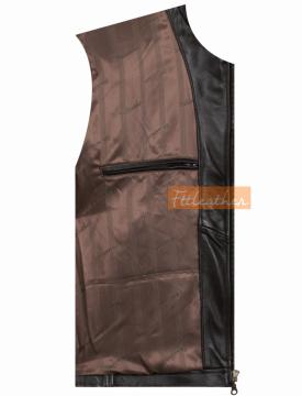 Classic Collar Jacket - Áo da cừu cổ bẻ cổ điển mã 101345CH2018 - U5