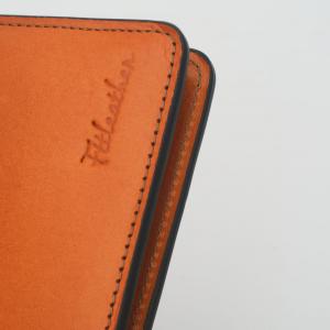Ví da handmade màu nâu – Mã V01010255BR