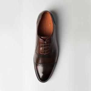 Giày da nam Brogues – dòng giày da Oxford