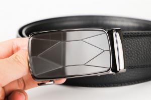 Thắt lưng nam mặt kính FTT Leather mã DF220404