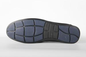Giày Loafer độc đáo - chất liệu da dập vân cá sấu f021340