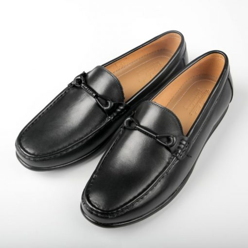 Giày công sở Horsebit Loafer đơn giản, thanh lịch