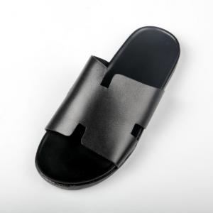 Dép nam mẫu 04 - dép da thật FTT Leather
